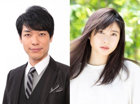 『シブヤノオト』新MCを務める(左から)麒麟・川島明、土屋太鳳