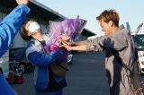 『君と世界が終わる日に』ミンジュン役のキム・ジェヒョンがクランクアップ  (C)日本テレビ