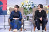 『林先生の初耳学』に出演したYOASOBI(Ayase、ikura) (C)MBS/TBS