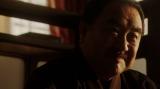 万太郎にある提案をする大山鶴蔵(中村鴈治郎)=連続テレビ小説『おちょやん』第14週・第66回より (C)NHK