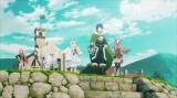 アニメ「盾の勇者の成り上がり」Season2の場面カット(C)2021 アネコユサギ/KADOKAWA/盾の勇者の製作委員会S2