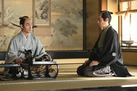 第4回「栄一、怒る」より(C)NHK