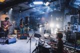 バンドメンバー4人との新編成、新たなアレンジで歌う星野源 Photo by 西槇太一
