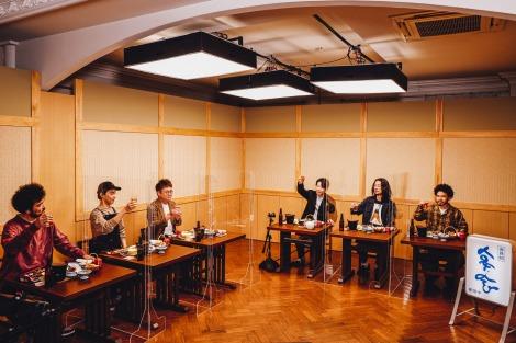 銀シャリ・橋本直を司会に迎えたライブ打ち上げトークも生配信 Photo by 西槇太一