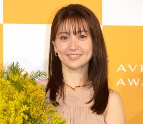 "AKB48で""度胸""が身についたと語った大島優子=『BVLGARI AVRORA AWARDS 2021』国際女性デー発表記者会見 (C)ORICON NewS inc."