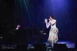 ピアニスト・工藤拓人と2人だけで圧巻のライブパフォーマンスを披露した蒼井翔太 Photo by 上飯坂一