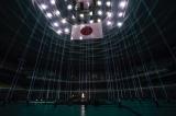 日本武道館の真ん中で13曲を熱唱した蒼井翔太 Photo by 上飯坂一