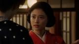 ルリ子と話しをする天海千代(杉咲花)=連続テレビ小説『おちょやん』第14週・第67回より (C)NHK