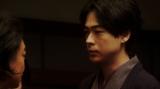千之助と言い争う天海一平(成田凌)=連続テレビ小説『おちょやん』第14週・第67回より (C)NHK