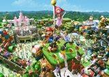 ユニバーサル・スタジオ・ジャパン『スーパー・ニンテンドー・ワールド』(C)Nintendo