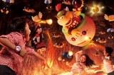 ユニバーサル・スタジオ・ジャパン『スーパー・ニンテンドー・ワールド』内「キーチャレンジ」(C)Nintendo