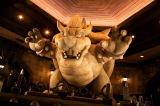 ユニバーサル・スタジオ・ジャパン『スーパー・ニンテンドー・ワールド』アトラクション「クッパ城 内観 クッパ像」(C)Nintendo