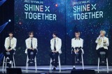 TOMORROW X TOGETHERファンライブ『2021 TXT FANLIVE SHINE X TOGETHER』の模様 Photo by Big Hit Entertainment