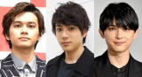 (左から)北村匠海、山田裕貴 、吉沢亮(C)ORICON NewS inc.