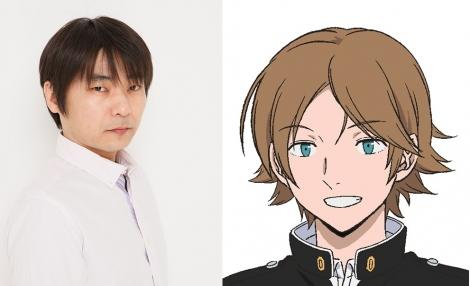王子一彰・石田彰