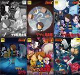 『ゲゲゲ ゲゲゲの鬼太郎』1〜6期ビジュアル(C)水木プロ・フジテレビ・東映アニメーション
