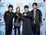 「ARTIST OF THE YEAR」「BEST POP ARTIST」2冠のOfficial髭男dism