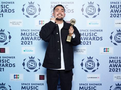「BEST VIDEO DIRECTOR」受賞の新保拓人
