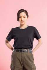 4月期火曜ドラマ『着飾る恋には理由があって』に出演する中村アン(C)TBS