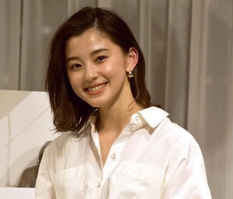 働く女性に向け服をデザインした朝比奈彩 (C)ORICON NewS inc.