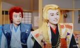 図夢歌舞伎『弥次喜多』より(左から)市川團子、市川染五郎(C)松竹