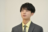 図夢歌舞伎『弥次喜多』オンライン取材会に登壇した市川團子(C)松竹