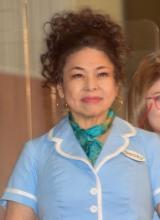 ミュージカル『ウェイトレス』の初日公演に出演した浦嶋りんこ (C)ORICON NewS inc.