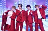 3月20日放送『SHIONOGI MUSIC FAIR』に出演するSexy Zone(C)フジテレビ