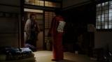 千之助にあることを聞く天海千代(杉咲花)=連続テレビ小説『おちょやん』第14週・第69回より (C)NHK