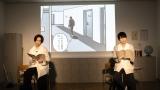 『夢中さ、きみに。』朗読劇=(左から)小野賢章、梶裕貴