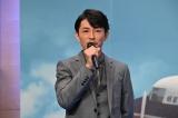 スペシャルドラマ『エアガール』製作発表会見に出席した藤木直人(C)テレビ朝日
