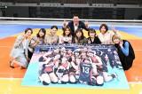 『東京VICTORY』で3週にわたって「女子バレーボールSP」(C)TBS