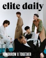 『Elite Daily』の表紙を飾ったTOMORROW X TOGETHER