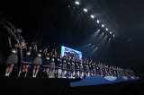 STU48の4周年コンサート夜公演『STU48 4周年コンサート〜未来を探しに行こうか?〜』の模様 (C)STU