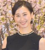 """松井玲奈 """"美""""の開花宣言"""