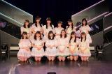 運上弘菜がセンターを務めるHKT48みずほ選抜(C)Mercury
