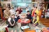 日本テレビの『でっけぇ?呂場で待ってます』撮影後オフショットが公開 (C)NTV・J Storm