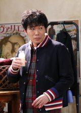 日本テレビの『でっけぇ?呂場で待ってます』に出演する高橋努(C)NTV・J Storm