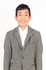 漫画『大家さんと僕』を書いた矢部太郎(C)NHK
