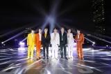 韓国の美しい風景を背にしたBTS Photo by Big Hit Entertainment
