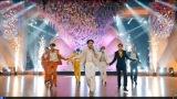 『第63回グラミー賞』で「Dynamite」をパフォーマンスしたBTS (C)Getty Images