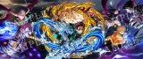『劇場版「鬼滅の刃」無限列車編』ufotable描き下ろしデジジャケット(C)吾峠呼世晴/集英社・アニプレックス・ufotable