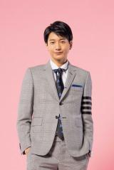4月スタートの新ドラマ『着飾る恋には理由があって』に出演する向井理(C)TBS