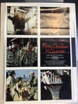 盗難被害にあった『戦場のメリークリスマス』オリジナルポスター