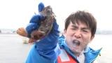 よゐこ濱口はNHKでも「獲ったどー」(C)NHK