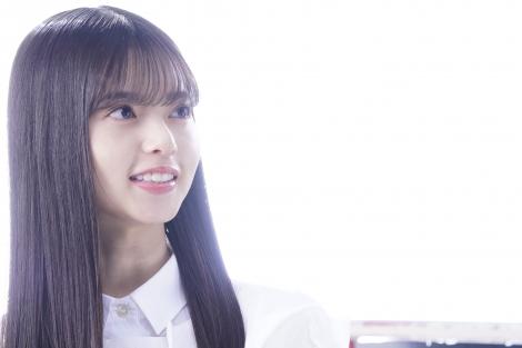 新CM「応援メッセージ」篇に出演した齋藤飛鳥