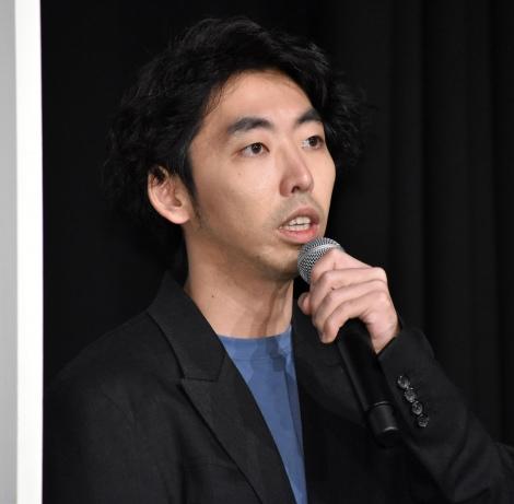 映画『BLUE/ブルー』の完成報告会に出席した柄本時生 (C)ORICON NewS inc.