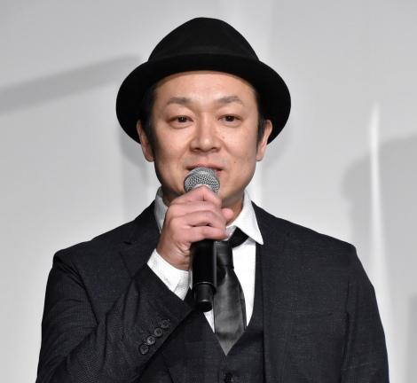 映画『BLUE/ブルー』の完成報告会に出席した吉田恵輔監督 (C)ORICON NewS inc.