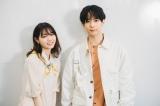 Amazon Originalドラマ『ホットママ』で共演する(左から)西野七瀬、千葉雄大 撮影:田中達晃(Pash)
