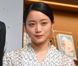 MBSドラマ特区『RISKY』の完成披露トークイベントに出席した深川麻衣 (C)ORICON NewS inc.
